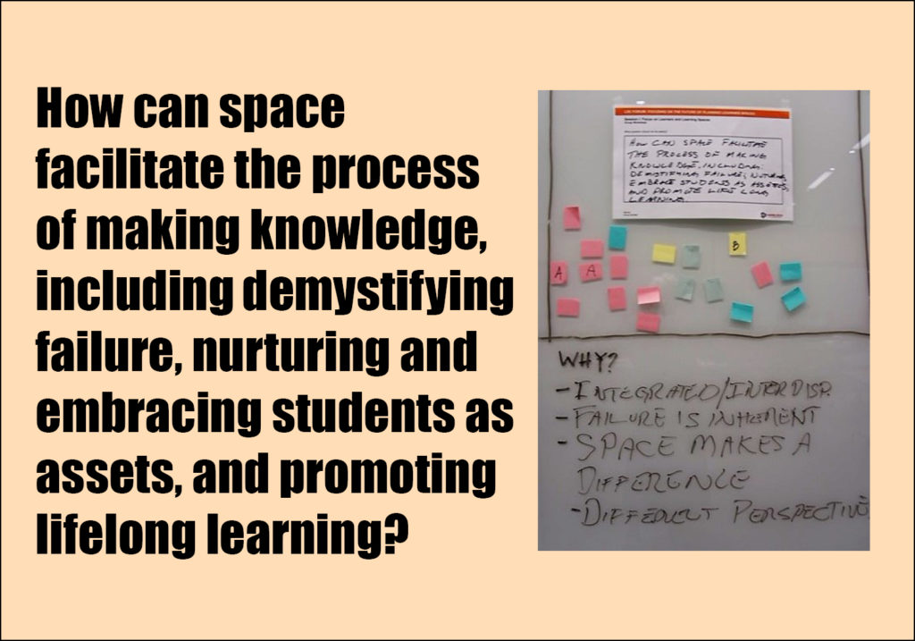 Focusing on the Future of Planning Learning Spaces: An LSC Forum
