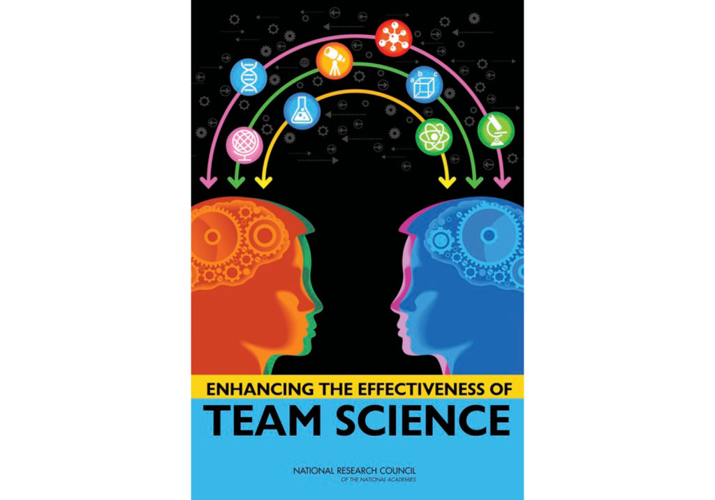 Enhancing the Effectiveness of Team Science