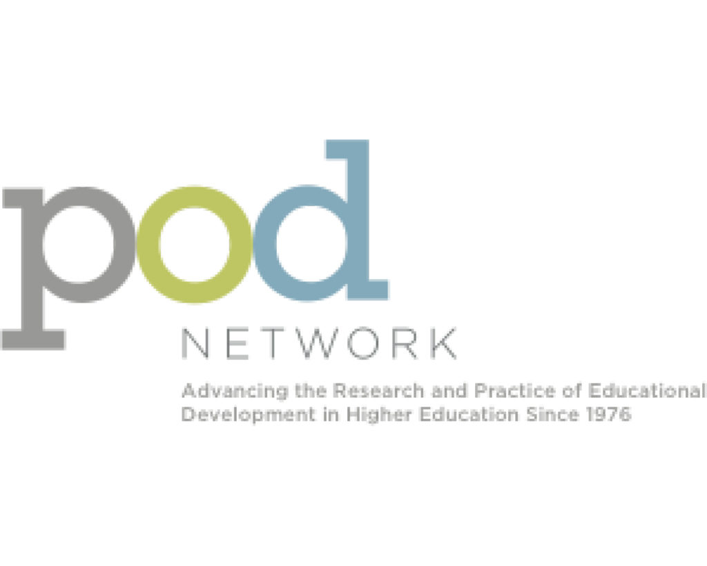 Professional and Organizational Development Network in Higher Education (POD Network)