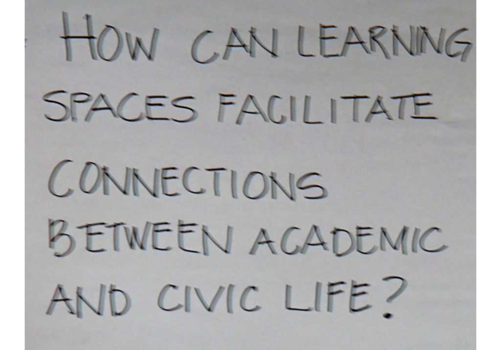 Thinking About Learning as a Beginning  to Find One's Place in the World