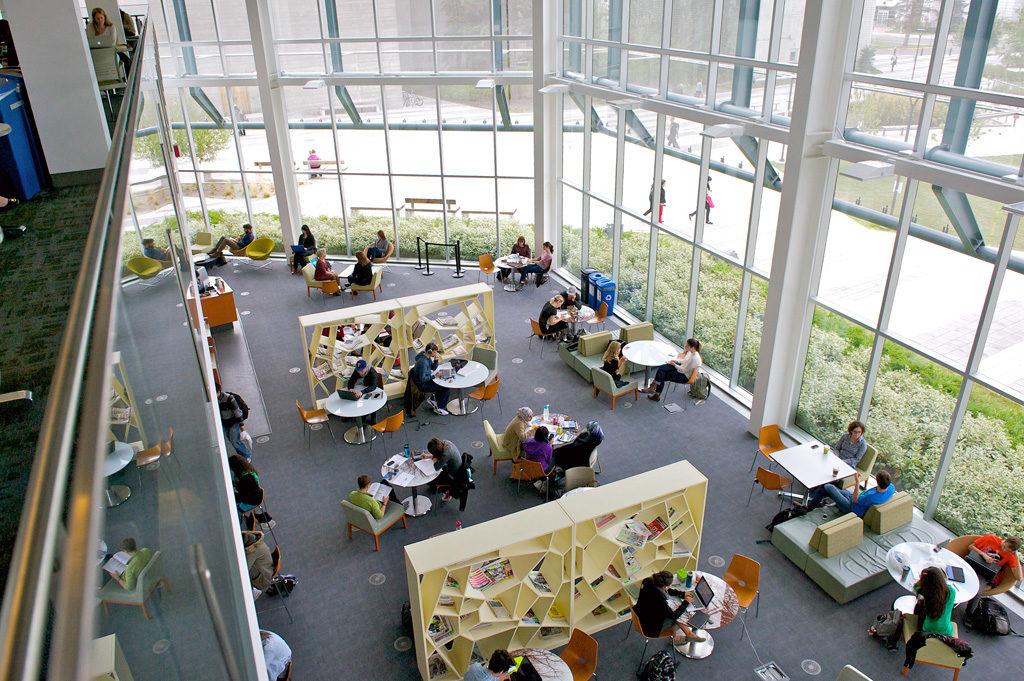 The Taylor Family Digital Library – The University of Calgary