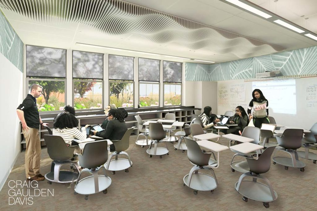 The Impact of Biophilic Design on Student Success: An LSC Conversation