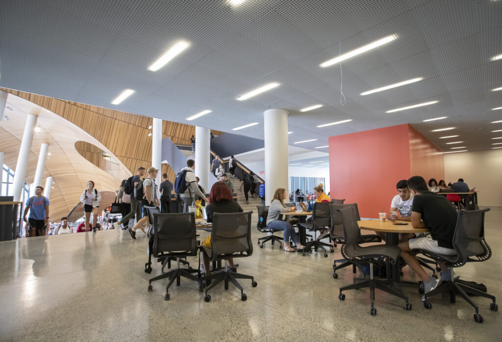 Making It Work: Job Descriptions for Library Spaces